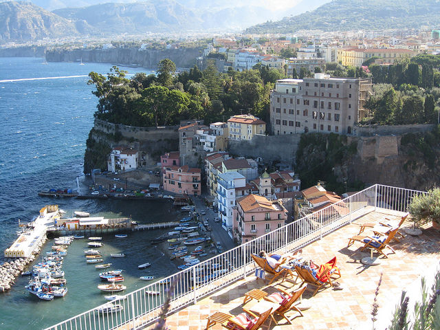 Weekend a Sorrento: itinerari e info su dove alloggiare.